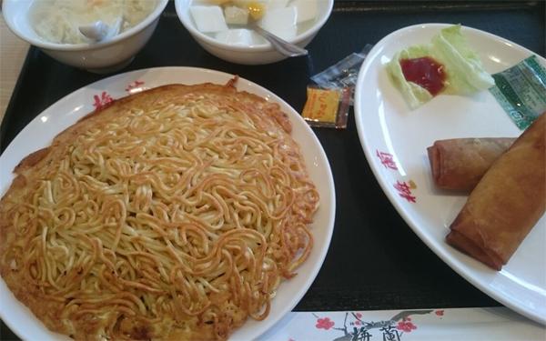 千葉,グルメ,三井アウトレットパーク木更津,フードコート,梅蘭,