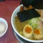 京成みどり台駅線路沿い 自家製太打ち麺 勢拉・・稲毛の人気店をみどり台でも発見!