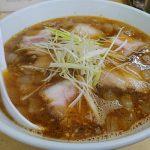 千葉市で食べられる本気の勝タン!みどり台 ラーメン太陽の、本場仕込み勝浦タンタン麺