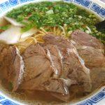 千葉初上陸?の牛肉麺 東寺山にオープン、中国蘭州 牛肉麺を初訪問
