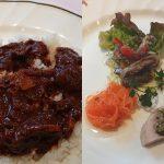 京成みどり台駅近くのフレンチレストラン、ミルフィーユ 創業28年の老舗で頂く、絶品ハヤシライスランチにオードブルも